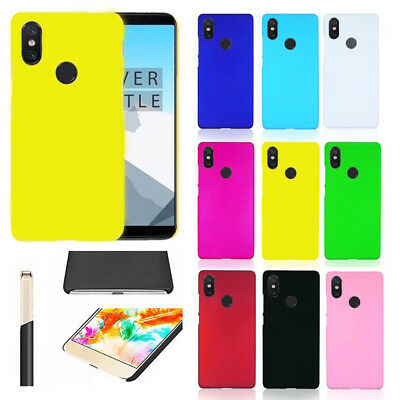 For Huawei P Smart Plus New Slim Matte Frosted Shield Hard Case Cover Skin Shell