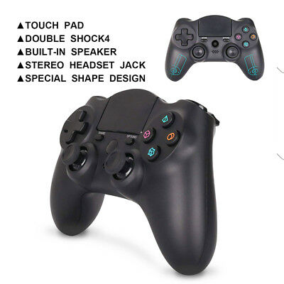 Bluetooth Wireless PS4 Controller Gamepad Dual Shock 4 Joystick Controller OY
