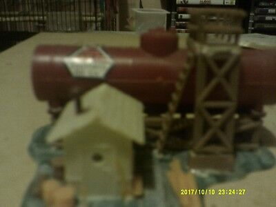 2 Ho Scale Structures