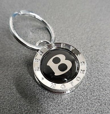 Genuine Bentley 'b' Keyring (Bnib)