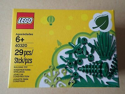 NEW//BOXED//SEALED LEGO PLANTS AND TREES 40320