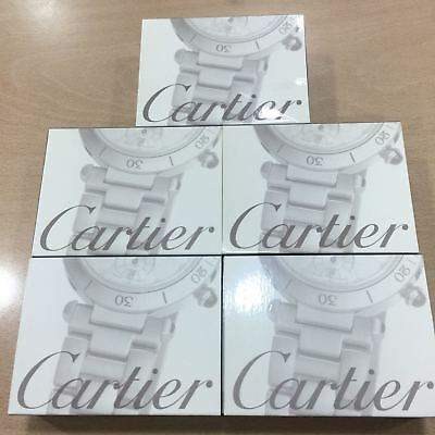 Pack of five Cartier maintenance kits for jewelry.
