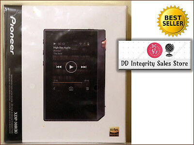 NEW Pioneer XDP-30R (B) Portable High-Res BLACK Digital Audio Player 100% SELLER