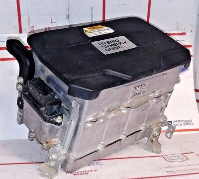 **FOR PARTS* 07 08 09 10 11 Toyota Camry Hybrid power inverter converter W/cover