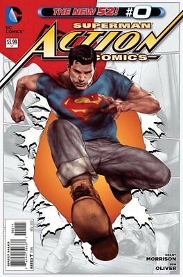 Action Comics (Vol 2) #   0 Near Mint (NM) DC Comics MODERN AGE