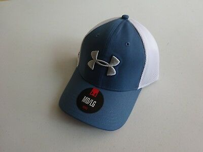 Under Armour Men s Golf Mesh Stretch 2.0 Fitted Hat Cap NWT! 284d690127a