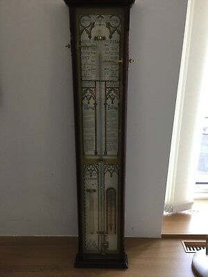 Admiral Fitzroy Barometer All Working
