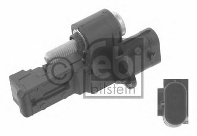 FEBI BILSTEIN 31088 - Sensor, crankshaft pulse Top Quality Replacement