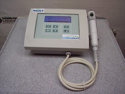 Celleration Mist Ultrasound Healing Therapy System