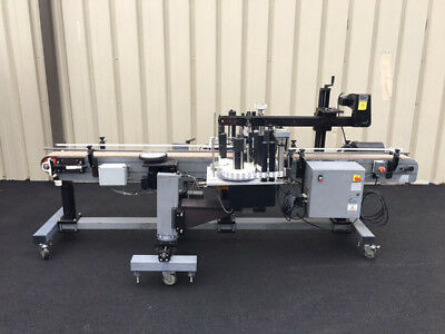 Avery Accraply Front & Back Pressure Sensitive Labeler, CCL, Watch Video