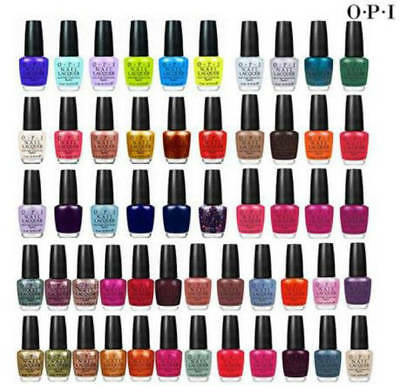 OPI Nail Lacquer A Z Collection UK Seller 100% Authentic Fast Dispatch 15ml