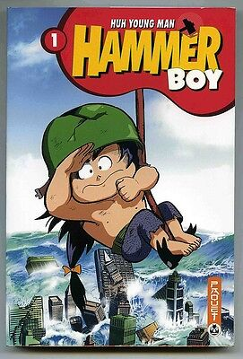 Hammer boy 1 - HUH YOUNG MAN - Ed. Paquet