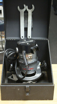 Porter Cable 90690 90th Anniversary Corded Electric Router w/ Case **READ**