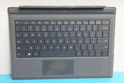 Genuine Microsoft Surface Pro 3 Keyboard Model 1709