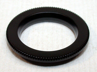 Canon F-1 Eye Piece Ring (Black) - Part # 13-9751 - New Old Stock