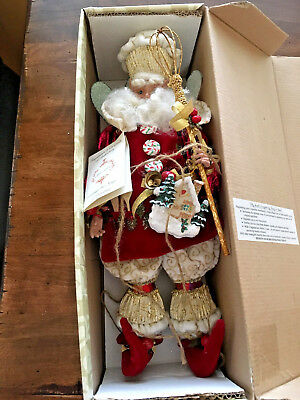 Mark Roberts English Muffin Fairy - Sm 51-46692 in Original Box #497 WITH STAND