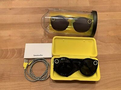 Snap Inc. Smart Glasses - Black