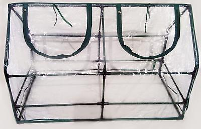Zenport SH3212A+BTP Garden Raised Bed and Cold Frame Greenhouse Cloche for Easy