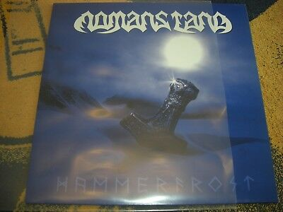 NOMANSLAND ۩ HAMMERFROST ۩  LP Ghotic Metal Nordic Viking Skt.Petersburg mint-