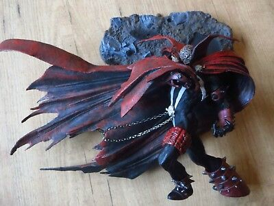 Spawn Issue i. 86 McFarlane Toys Cover Art Series 27 Action Figur Lose !