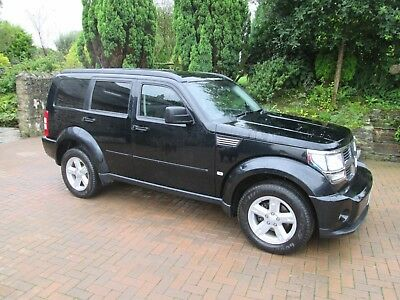 "Dodge Nitro..""commercial""..diesel..low Miles...no Vat.."