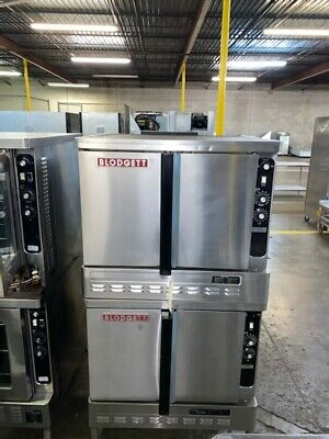 Blodgett DFG-100 Convection Ovens, DBL Double Full Size Gas  #13445