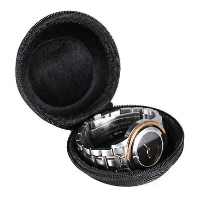 Soft Travel Watch Case Holder for Wristwatch Smart Watch Protection Portable