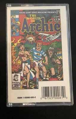 "ARCHIE In ""HULA HOOPLA"" - Rare Shan-Lon Audio Cassette Tape (no comic)"
