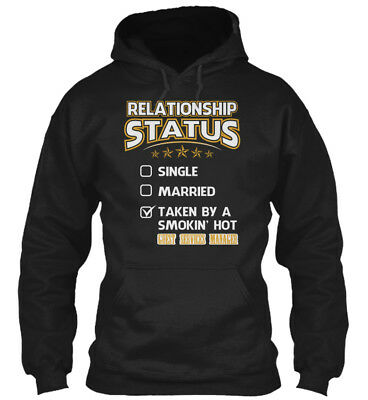 Taken By Hot Guest Services Manager S - Relashionship Gildan Hoodie Sweatshirt