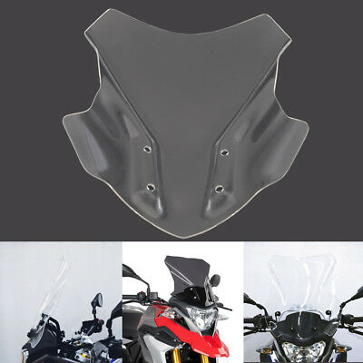 Clear Wave Windshield Windscreen Heighten Modified For BMW G310GS G310 GS 17-18