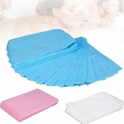 10pcs Massage Beauty Waterproof Disposable Bed Table Cover Sheets Paper 60X180cm
