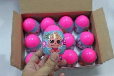 12pc/lot LOL Surprise Doll Magic Removable Egg Ball Doll Toy Educational Novelty