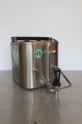 Grindmaster Starbucks Cecilware ACS-LLST Coffee Shuttle Carafe Stainless CS-LL