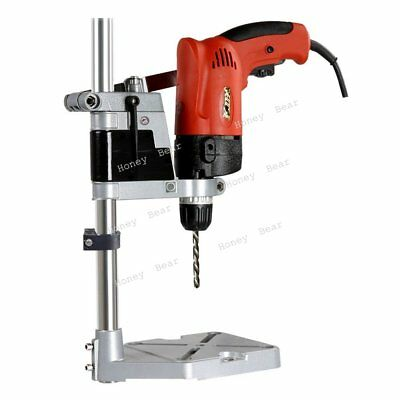 Bench Drill Press Presses Stand Clamp Base Frame for Drilling Collet 38 & 43mm