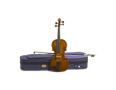 STENTOR 1/2 Size Violin Outfit Student Antique Chestnut