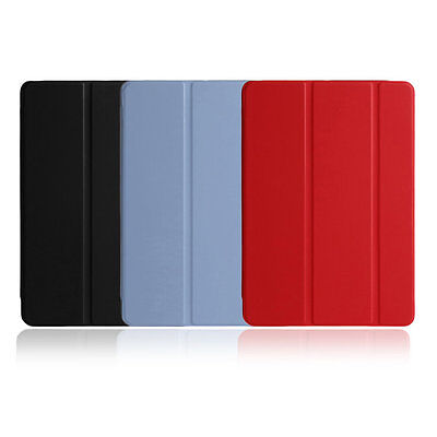 Smart Case For iPad Air/for iPad Air 2 Retina Slim Stand Leather Back Cover O P