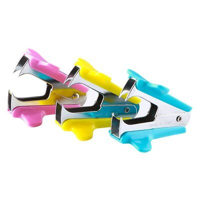 Stationery Supplies Mini Portable Metal Staple Remover Stapler Supporting CY