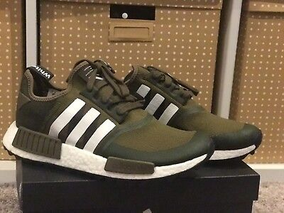 bd497290a ADIDAS NMD WM Trail CG3647 White Mountaineering Trace Olive Size 9 ...