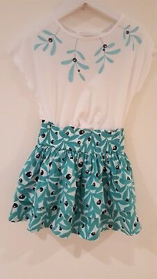 Country Road Girls Skirt And T shirt size 4