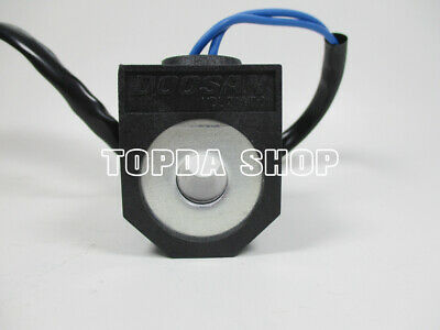 Pilot solenoid valve Safety lock ring For Doosan Daewoo DH220 215 225 Excavator