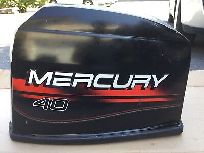 Mercury 40HP TOP COWLING 825239T11 2-STROKE