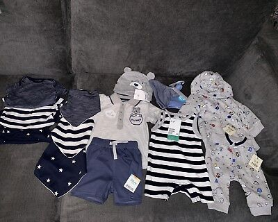 Baby Boy Bundle H&M Next And More
