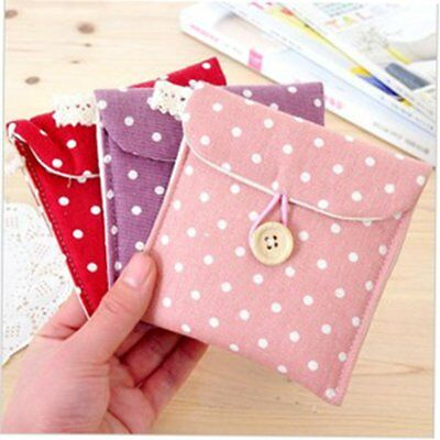 Polka Dot Tampon pack random household products daily life supplies