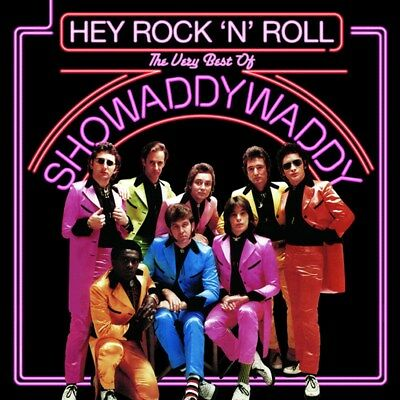 Hey Rock 'N' Roll: The Very Best of Showaddywaddy - Showaddywaddy (Album) [CD]
