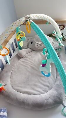 Bright Starts baby gym, excellent condition.