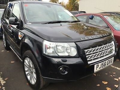 2007 Land Rover Freelander 2 2.2 Td4 Hse Manual - Great Spec! 8 Services, Nice!