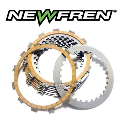 NewFren Clutch Kit KTM 65 SX 2009-2016 Fibres and Steels