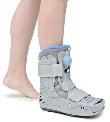 SHORT Air Walker, Protective Boot, Fracture Boot, Medical Boot for foot / ankle