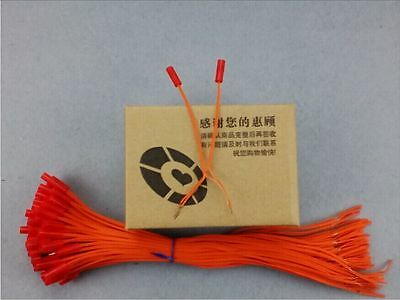 300 pcs/lot 0.3 M Fireworks Firing System Electric Igniters E-match radio fire