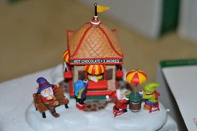 Decorative collectibles Department 56 North Pole S'mores & Hot Chocolate